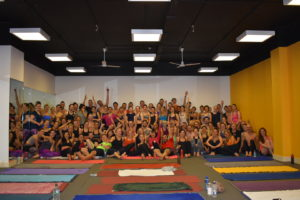 Init Yoga Tribe Mandala Yoga Dublin