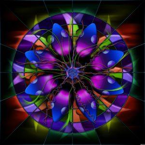 Mandala Yoga mandala