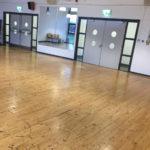 yoga studio irish town stadium