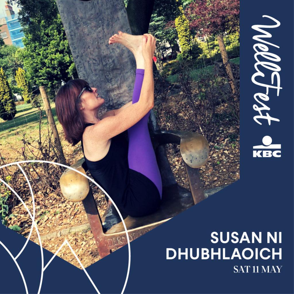 Mandala Yoga Susan Ni Dhubhlaoich WellFest
