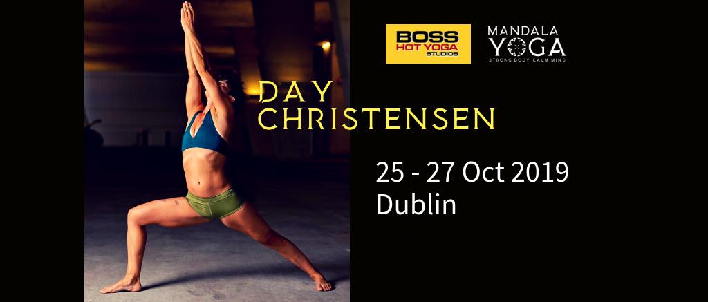 Day Christensen Mandala Yoga Dublin