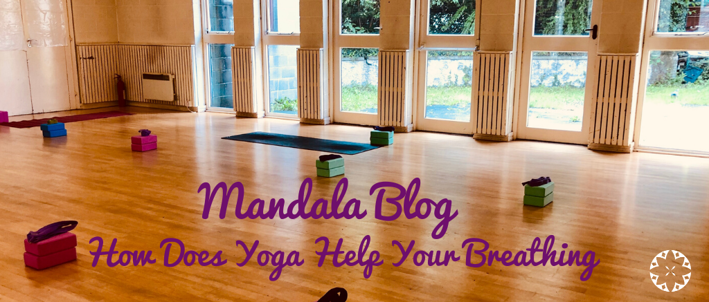 Yoga breathing Mandala Yoga