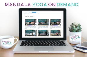 Mandala Yoga on demand