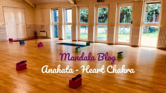 Mandala Yoga Dublin heart anahata chakra
