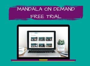 On Demand Free trial with Mandala Yoga